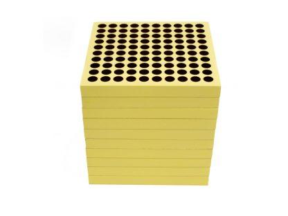 10 Tablas de Centenas-material montessori