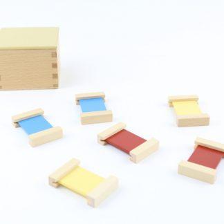 caja colores 1-vista frontal-material montessori
