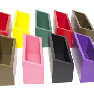 Caja gramatical II-material montessori-vista frontal