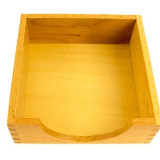 Caja para Papel-Material Montessori
