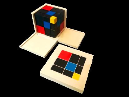 cubo trinomio