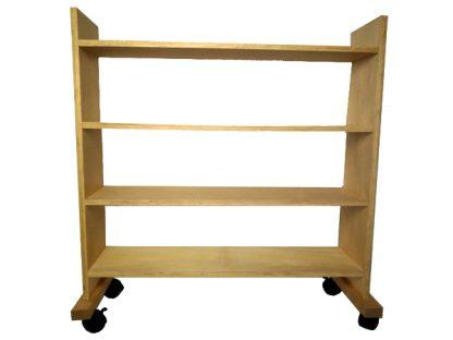 Expositor de madera - Materia Montessori