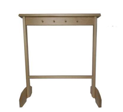 mueble limpieza-vista frontal-material montessori