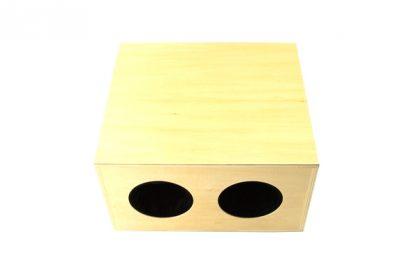 Caja del misterio-Material Montessori-vista frontal