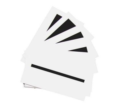 Tarjetas de la Escalera Marrón-vista frontal-material montessori