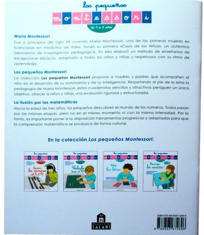 Cálculo hasta el 10 - Material Montessori
