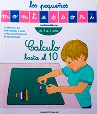 Pequeños montessori- calculo hasta diez
