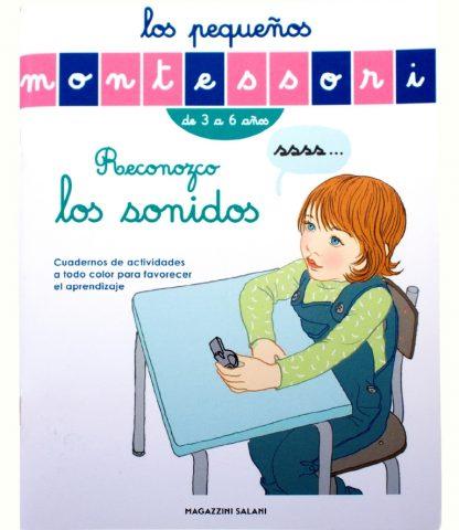 Reconozco los Sonidos - Material Montessori