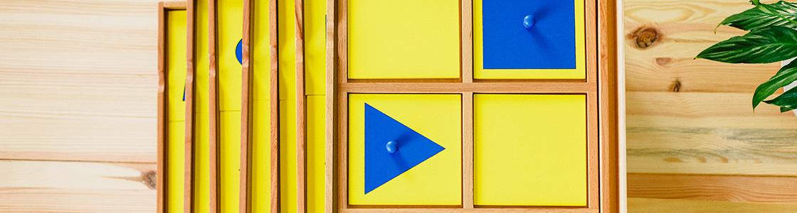 Geometría Montessori