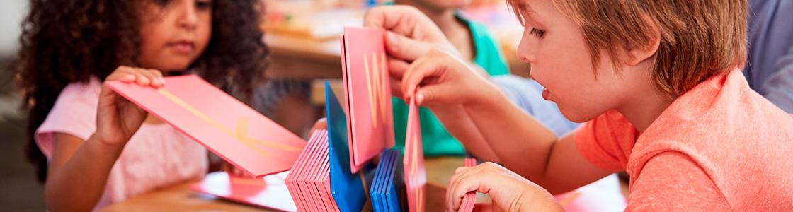 Lenguaje Montessori
