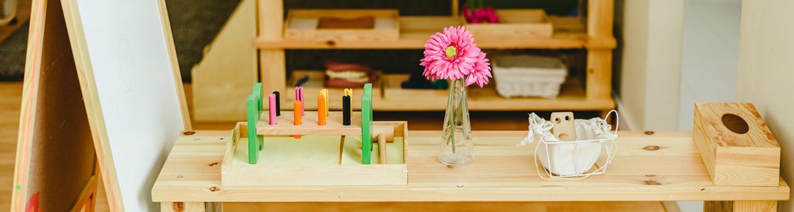 Mobiliario Montessori Market