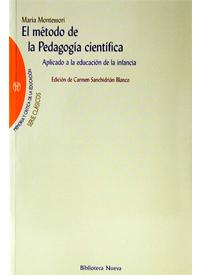 Libro Método Pedagogía Científica