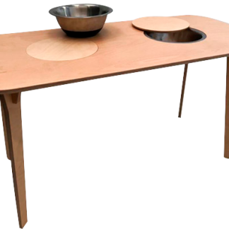 mesa de agua grande